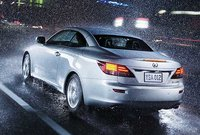 2011 Lexus IS C, back three quarter view , exterior, manufacturer