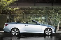 2011 Lexus IS C, side view , exterior, manufacturer