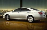 2011 Lexus ES 350, side view , exterior, manufacturer