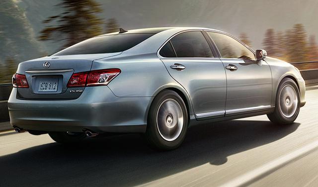 2011 Lexus ES 350