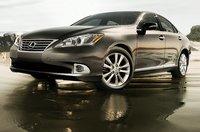 2011 Lexus ES 350 Overview