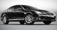 2011 Lexus ES 350, front three quarter view , exterior, manufacturer