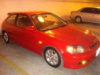 Picture of 2000 Honda Civic CX Hatchback, exterior
