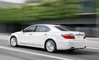 2011 Lexus LS 600h L, side view , exterior, manufacturer