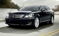 2011 Lexus LS 600h L Picture Gallery