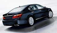 2011 Lexus LS 460, side view , exterior, manufacturer