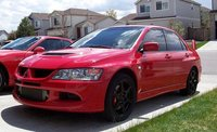 2003 Mitsubishi Lancer Evolution Overview