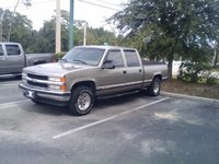 2000 Chevrolet C/K 2500 Crew Cab Short Bed 2WD, I love my truck, exterior