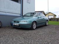 1995 Opel Calibra Overview