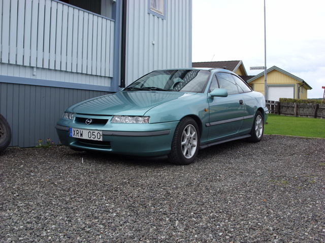 Picture of 1995 Opel Calibra