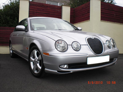 Good 2002 Jaguar S TYPE