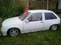 1991 Opel Corsa Overview