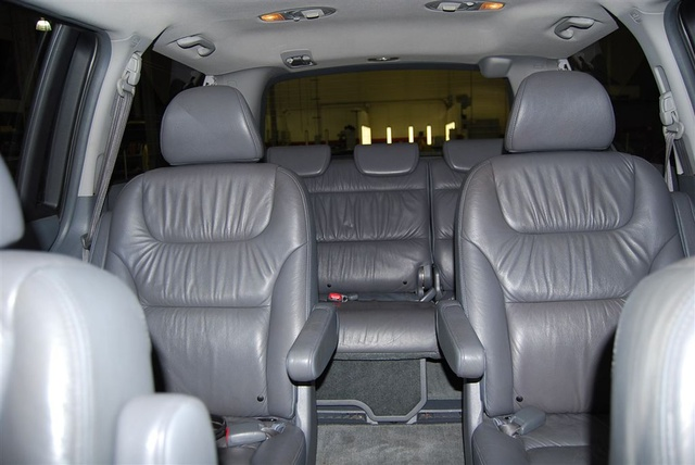 2005 honda odyssey interior pictures cargurus. Black Bedroom Furniture Sets. Home Design Ideas