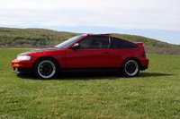 Picture of 1990 Honda Civic CRX CRX Si, exterior