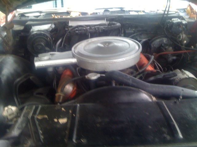 Picture of 1969 Oldsmobile Ninety-Eight, engine
