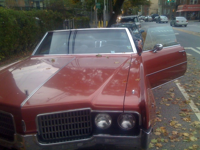 Picture of 1969 Oldsmobile Ninety-Eight, exterior, gallery_worthy
