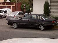 1987 Volkswagen Quantum Overview