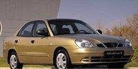2002 Daewoo Nubira Overview