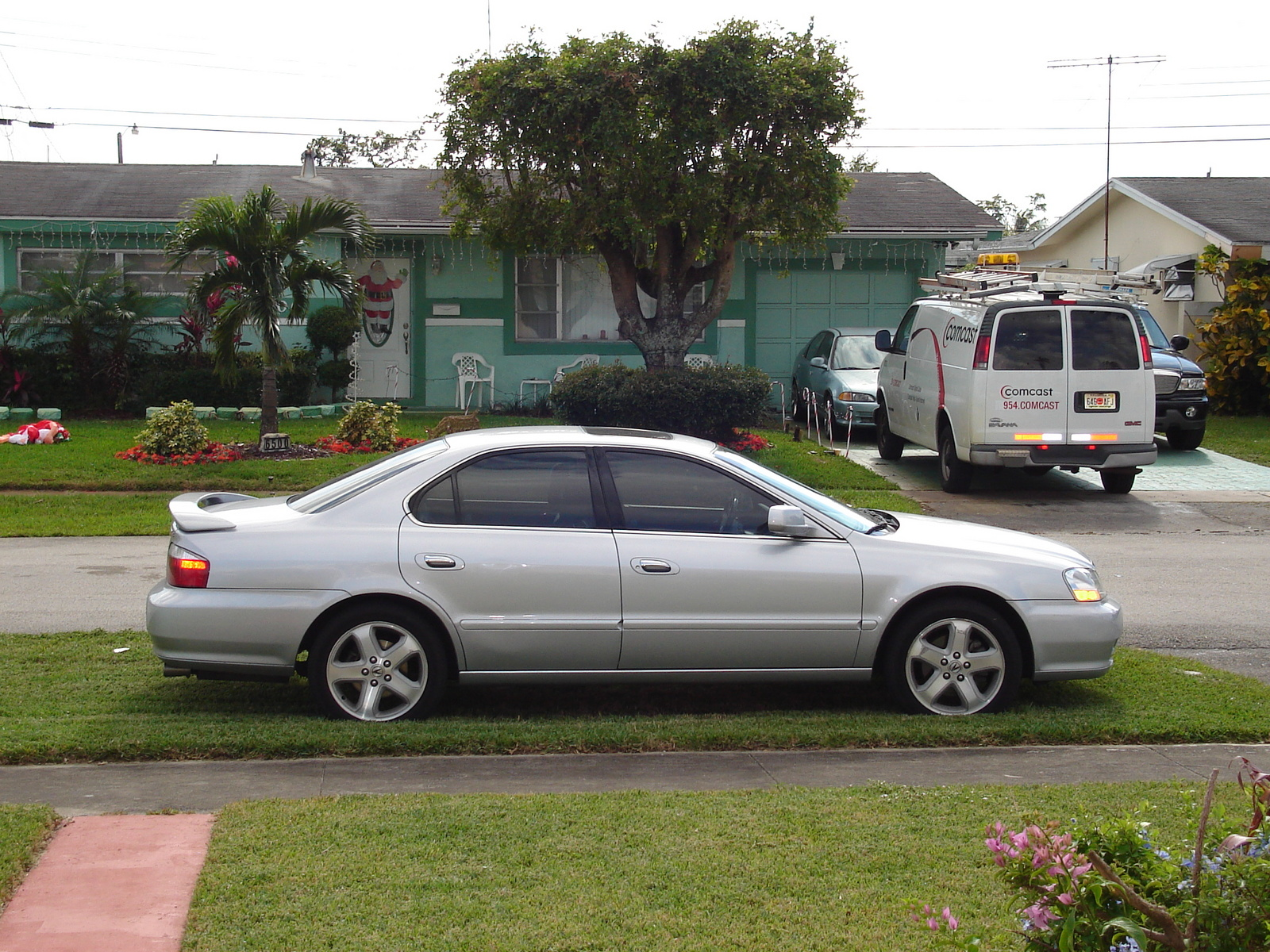 Image for 2003 Acura Tl