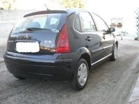 2003 Citroen C3, Rear... edited with Win7 Paint., exterior