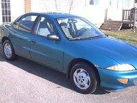 Picture of 1996 Chevrolet Cavalier LS Sedan FWD, exterior, gallery_worthy