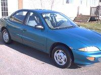 1996 Chevrolet Cavalier LS, 1996 Chevrolet Cavalier 4 Dr LS Sedan picture, exterior