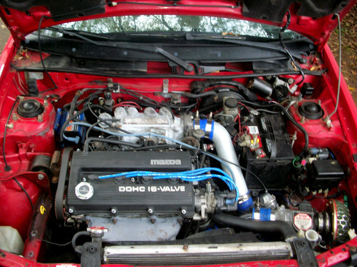 Ford Eskorte GT mpg