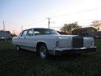 Picture of 1977 Lincoln Continental, exterior