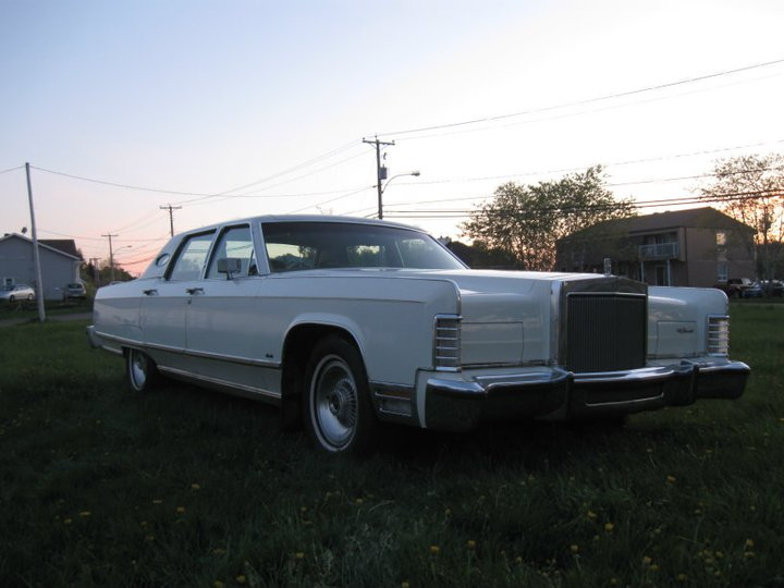 1977 Lincoln Continental picture, exterior