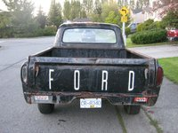 1961 Ford F-100 Picture Gallery