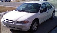 Picture of 1997 Dodge Stratus 4 Dr ES Sedan, exterior