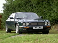 1997 Jaguar XJR Overview