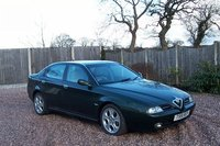 1999 Alfa Romeo 166, After the Integra, back to a fairly sensible Alfa 166 3.0 Lusso. Absolutely beautiful car, lots of power too.  Owned this the longest (2years) apart from the Yellow Jordan (2years...