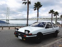 Picture of 1983 Toyota Sprinter, exterior