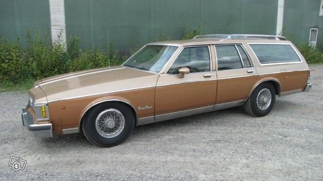 Picture of 1980 Oldsmobile Custom Cruiser, exterior, gallery_worthy