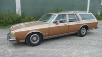 1980 Oldsmobile Custom Cruiser Overview