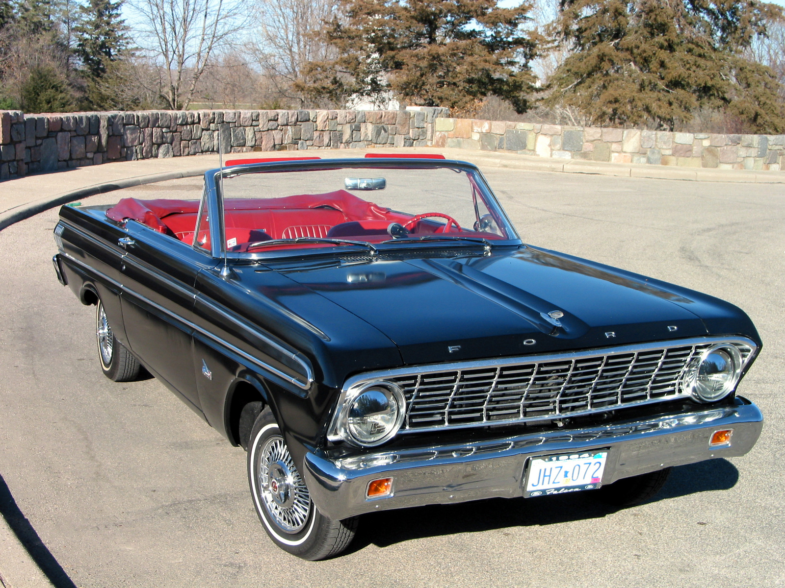 1964 Ford Falcon Pictures C13142 pi35827527