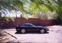Picture of 1996 Chevrolet Corvette Convertible, exterior