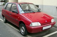 1995 Citroen AX Overview