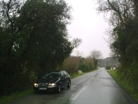 2001 Rover 45, The Road to nowhere..., exterior