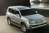 2011 Lexus GX 460; front right quarter view, manufacturer, exterior