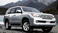 2011 Lexus GX 460; front quarter right view, exterior, manufacturer, gallery_worthy