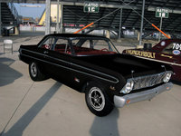 This is my dream of what it will look like when completed. 1964 Ford Falcon Futura Hardtop A/fx teardrop hood, American Racing torque thrusts, 347cid stroker engine, toploader 4 spd, Ford 9 rear end 4...