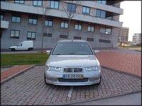 2000 Rover 400, A minha Série Quatrocentos, vista de frente., exterior, gallery_worthy