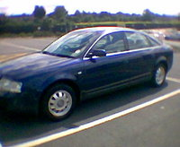 1999 Audi A6 Picture Gallery