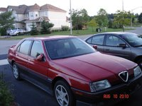 Picture of 1991 Alfa Romeo 164, exterior, gallery_worthy