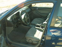 Picture of 2002 Honda Civic EX, interior, gallery_worthy