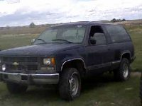 Picture of 1998 Chevrolet Tahoe 2 Dr LS 4WD SUV, exterior