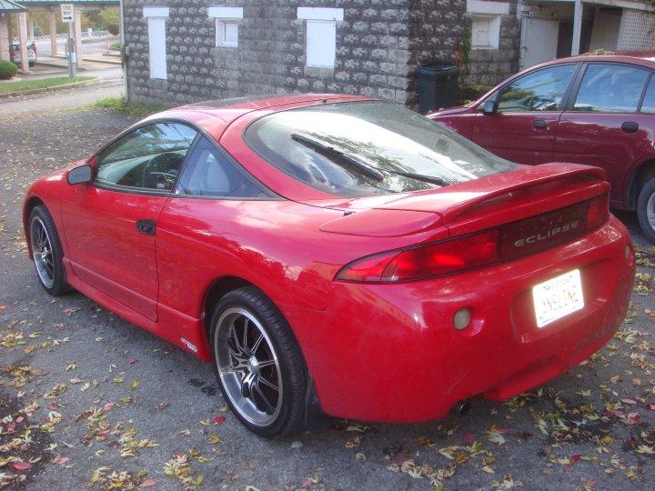 1999 Mitsubishi Eclipse - Pictures - CarGurus