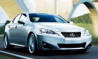 2011 Lexus IS 350; front right view., exterior, manufacturer